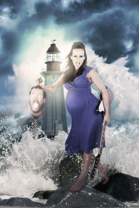 Pregnant Siren