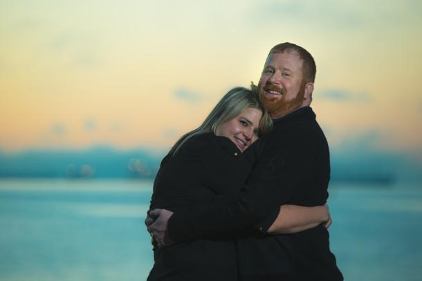 Brian & Carrie Beach