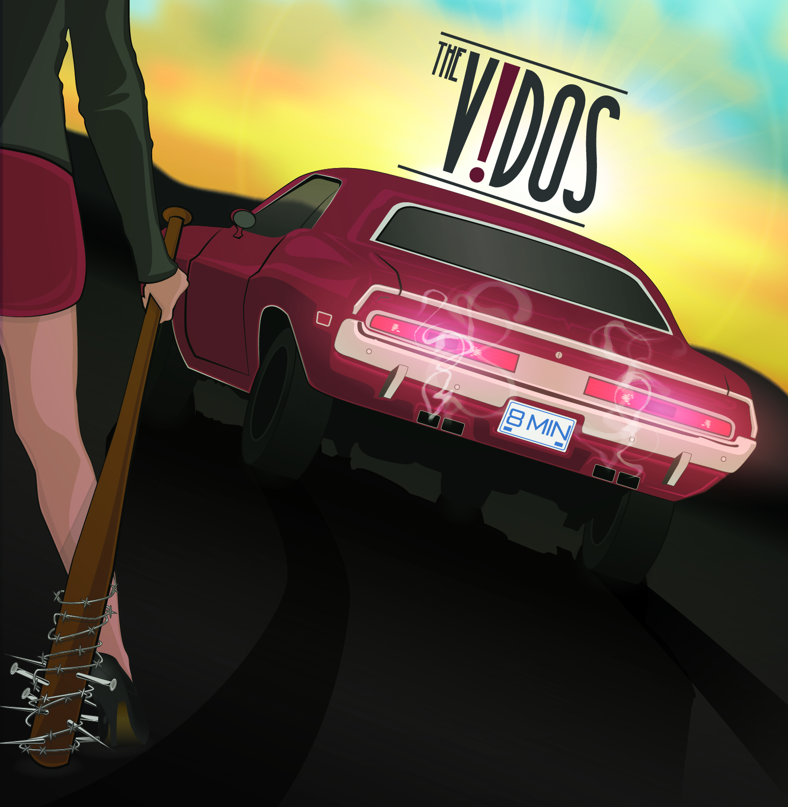The Vidos, Car Trouble Official Video Launch