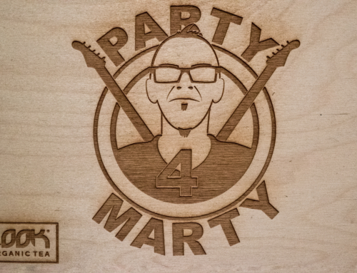Party for Marty