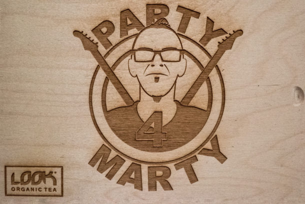 Party 4 Marty